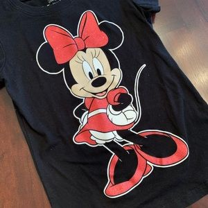 Disney Minnie Mouse sparkly T